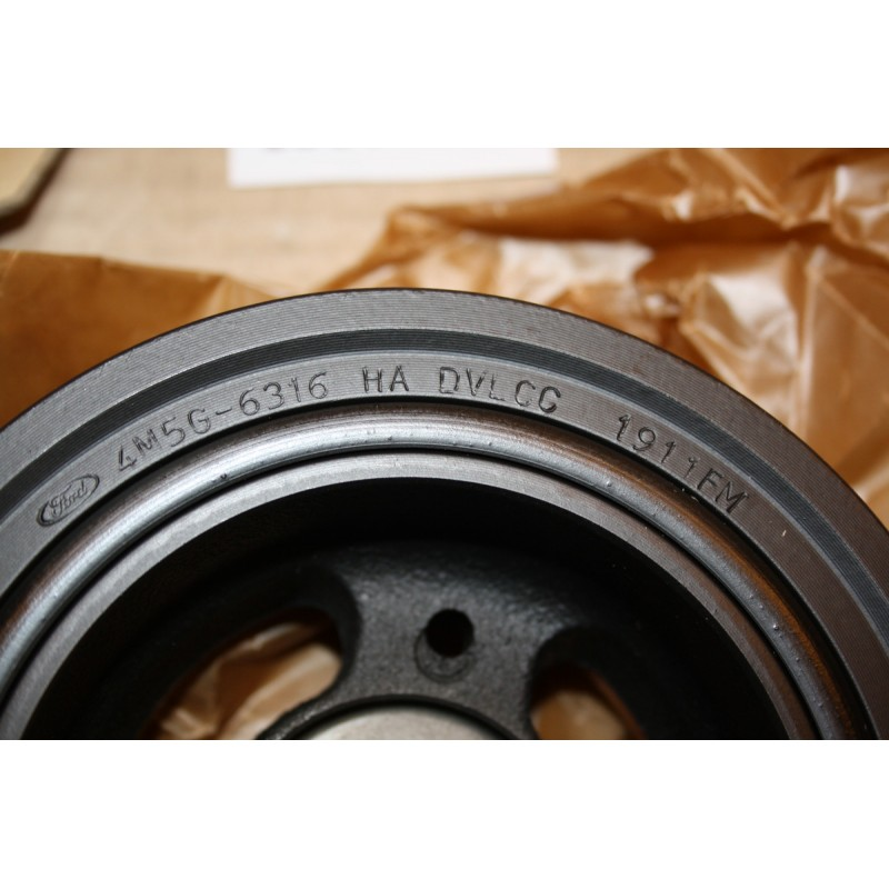 1571899 Ford Focus C-max Crankshaft Pulley