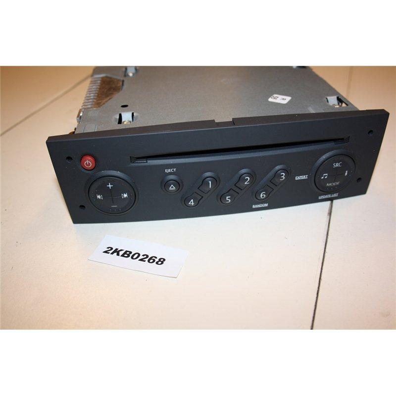 8200607918 renault megane scenic radio cd. Black Bedroom Furniture Sets. Home Design Ideas