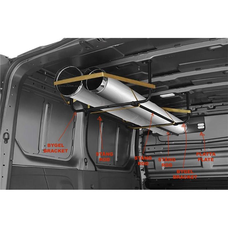 8201454554 Renault Trafic 3 Internal Roof Rack Interior