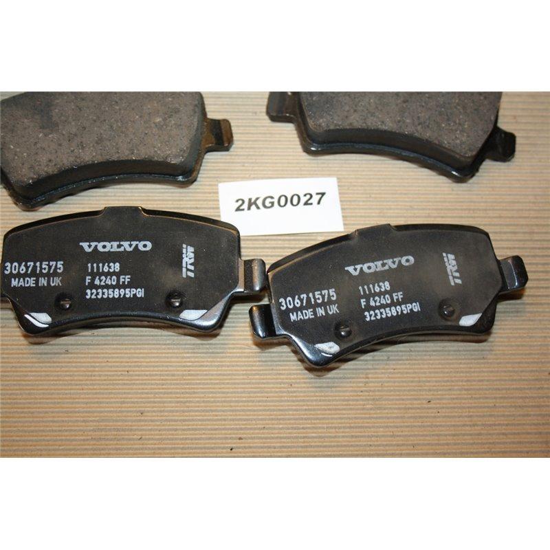 Volvo S60 Brake Pads
