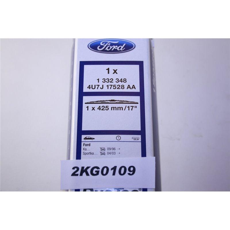 Ford Ka Wiper Blade Tum